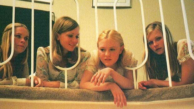 فيلم The Virgin Suicides سنة 1999